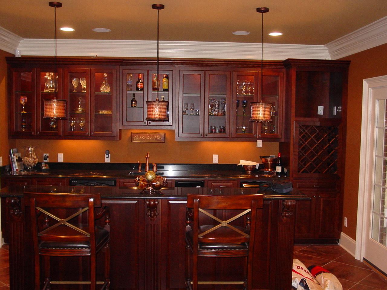 Pics for custom residential bars - Residential bars ...