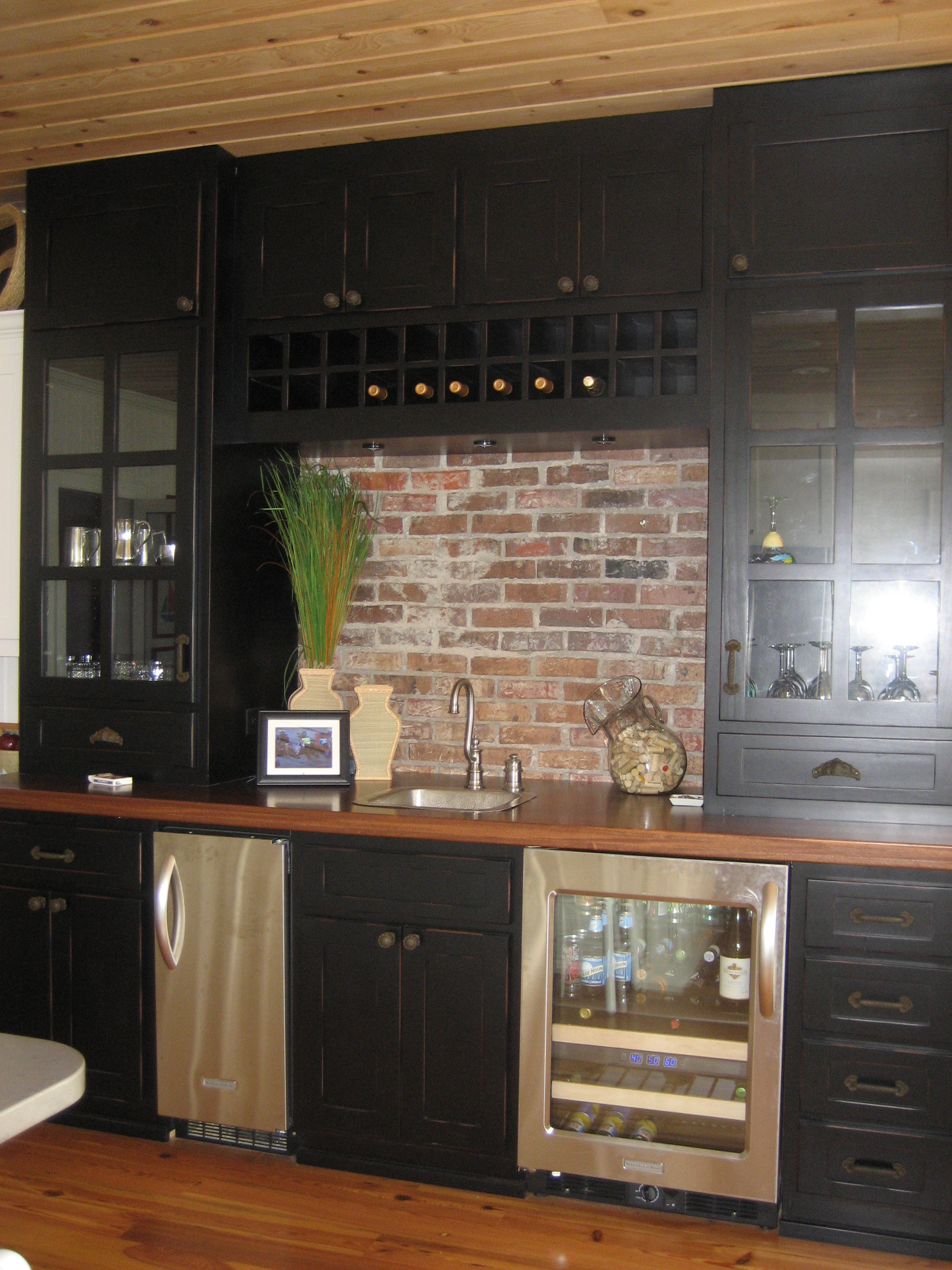 Residential custom cabinetscapitol cabinets for Residential cabinets